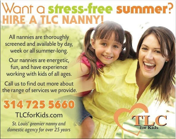 TLC for Kids Summer Nannies